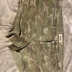 Mudd camo shorts